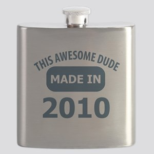 This awesome dude made in 2010 Flask