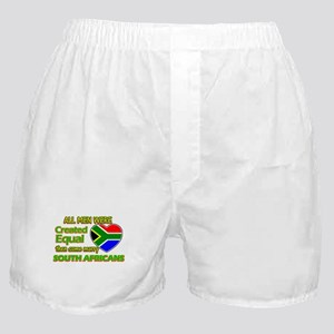 South African wife designs Boxer Shorts