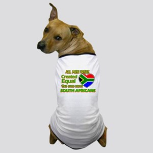 South African wife designs Dog T-Shirt