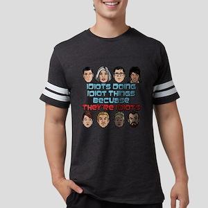 Archer Idiots Light Mens Football Shirt