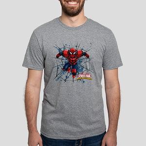 Spyder Knight Web Mens Tri-blend T-Shirt