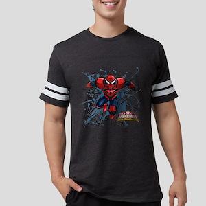 Spyder Knight Web Mens Football Shirt