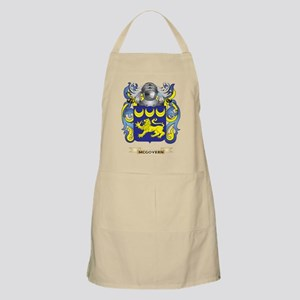 McGovern Coat of Arms - Family Crest Apron