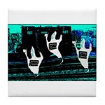 Ghosts of railroads Past ! Tile Coaster