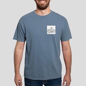 Maintenance badge, Senio Mens Comfort Colors Shirt