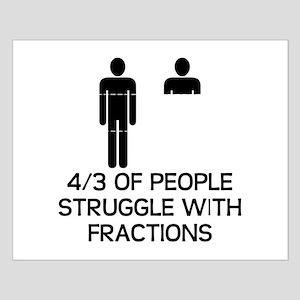 Math Humor Small Poster