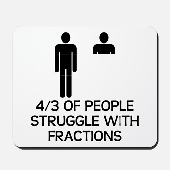 Math Humor Mousepad