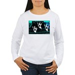 Ghosts of railroads Past ! Women's Long Sleeve T-S