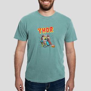 Thor-Slam dark Mens Comfort Colors Shirt