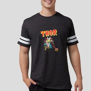 Thor-Slam dark Mens Football Shirt