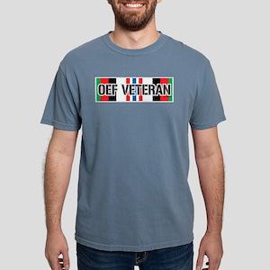 OEF-Vet-Ribbon Mens Comfort Colors Shirt