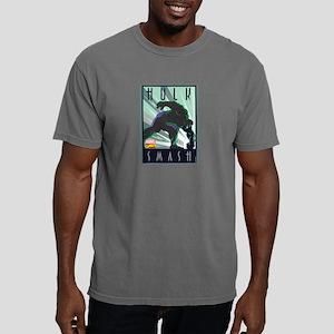 Hulk Smash Decco Mens Comfort Colors Shirt