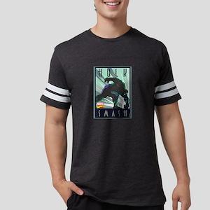 Hulk Smash Decco Mens Football Shirt
