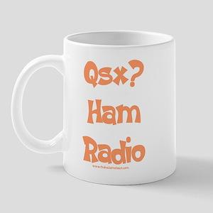 QSX (Orange) Mug