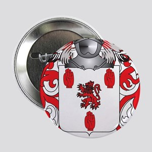"""McGuigan Coat of Arms - Family Crest 2.25"""" Button"""