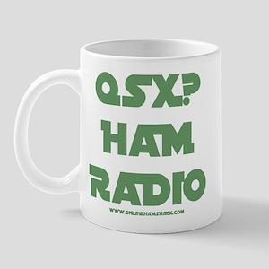 QSX (Green) Mug