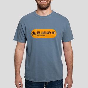 Tea. Earl Grey. Hot. - S Mens Comfort Colors Shirt