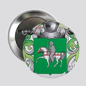 "McGuire Coat of Arms - Family Crest 2.25"" Button"