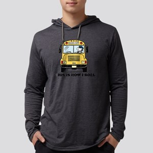 Snoopy - This Is How I Roll Mens Hooded Shirt