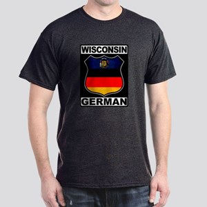 Wisconsin German American T-Shirt