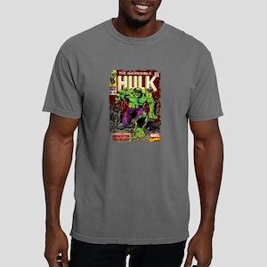 Hulk Cover Mens Comfort Colors Shirt