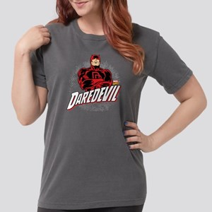 Daredevil Comic with A Womens Comfort Colors Shirt