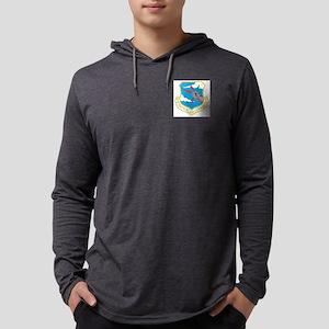 Strategic Air Command shie copy Mens Hooded Shirt