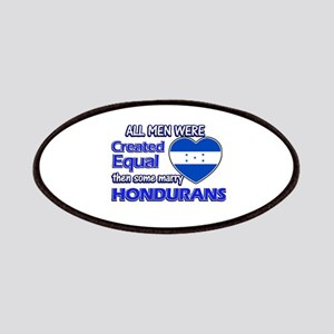 Hondurans wife designs Patches