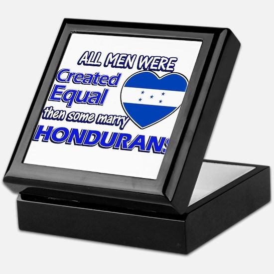 Hondurans wife designs Keepsake Box