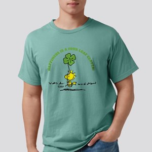 Happiness is a Four Leaf Mens Comfort Colors Shirt