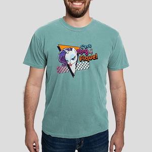 MLP Rarity C'est Magnifi Mens Comfort Colors Shirt