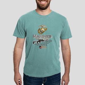 USMC Marines 2012 003 Mens Comfort Colors Shirt