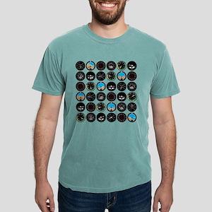 instruments_fabric_clear Mens Comfort Colors Shirt