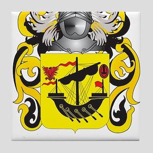 McKain Coat of Arms - Family Crest Tile Coaster