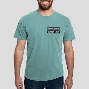 SOA Reaper Crew Patch Mens Comfort Colors Shirt