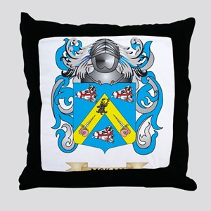 McKay-2 Coat of Arms - Family Crest Throw Pillow
