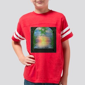 Divine Pathways Gifts Youth Football Shirt