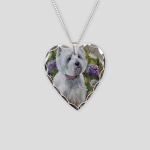 Curiosity Necklace Heart Charm