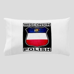 Wisconsin Polish American Pillow Case
