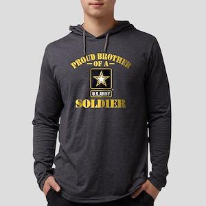 proudarmybrother33b Mens Hooded Shirt