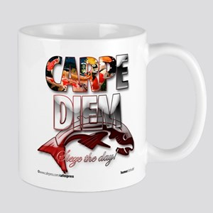 """Sieze The Day!"" Mug"