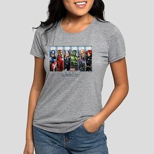 avengers assemble Womens Tri-blend T-Shirt