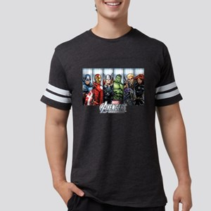 avengers assemble Mens Football Shirt