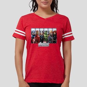 avengers assemble Womens Football Shirt
