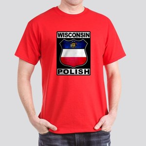 Wisconsin Polish American T-Shirt