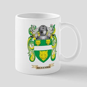 McKenna Coat of Arms - Family Crest Mug