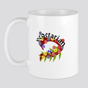 Veg Vase Mug