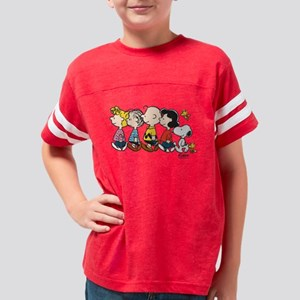 NoBGGeneral Youth Football Shirt