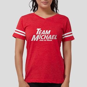 Team Michael Womens Football Shirt