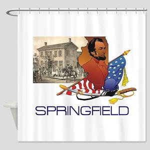 ABH Springfield Shower Curtain